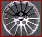 Genuine Dodge Alloy Wheels
