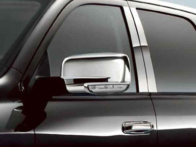 2011 Dodge Ram 2005 and Newer Specialty Chrome Door Handle Pull