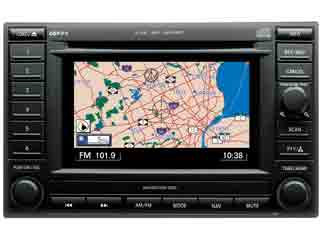 2008 Dodge Ram 2005 and Newer AM/FM Navigation with 6-Disc CD/MP3 Player (REC)