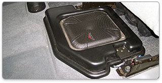 2009 Dodge Ram 2005 and Newer Subwoofer 77KICK44