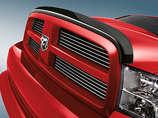 2010 Dodge Ram 2005 and Newer Front Air Deflector