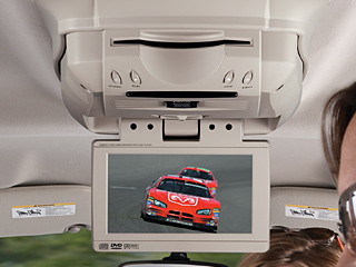 2011 Dodge Ram 2005 and Newer Rear Seat Video (DVD)