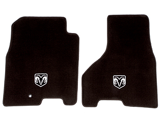 2011 Dodge Ram 2005 and Newer Premium Carpet - Front