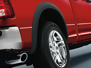 2010 Dodge Ram 2005 and Newer Wheel Flares 82211720AC