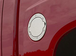 2006 Dodge Ram 2005 and Newer Fuel Filler Door