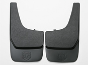 2009 Dodge Ram 2005 and Newer Flat Molded Splash Guards
