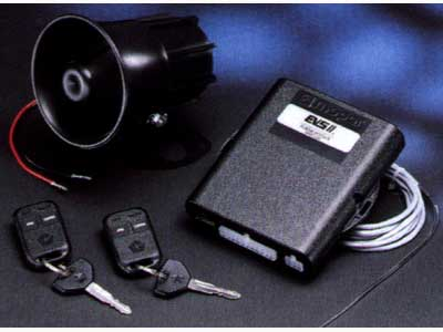 2003 Dodge Neon EVS Security System