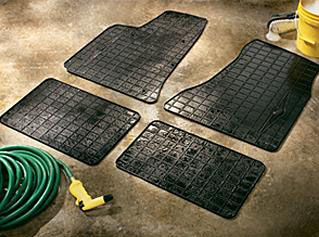 2007 Dodge Magnum Slush Floor Mats