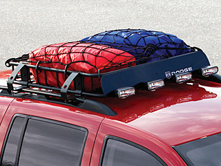 2010 Dodge Ram 2005 and Newer Cargo Basket - Thule TC690MOA