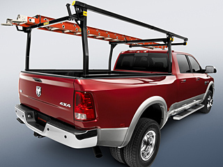 2012 Dodge Ram 2005 and Newer Rack System - 2 inch