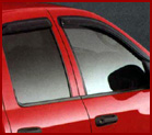 Genuine Dodge Side Window Air Deflector
